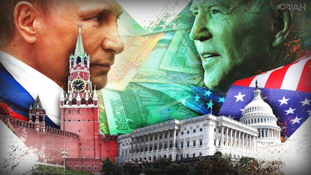Информационные войска США бросились вон из России после разговора Путина с Байденом