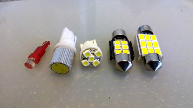 Как продлить ресурс автомобильных светодиодных ламп без применения стабилизаторов