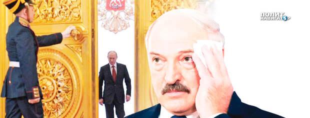 «Путин не отдаст Лукашенко ни за какие коврижки» – дипломат