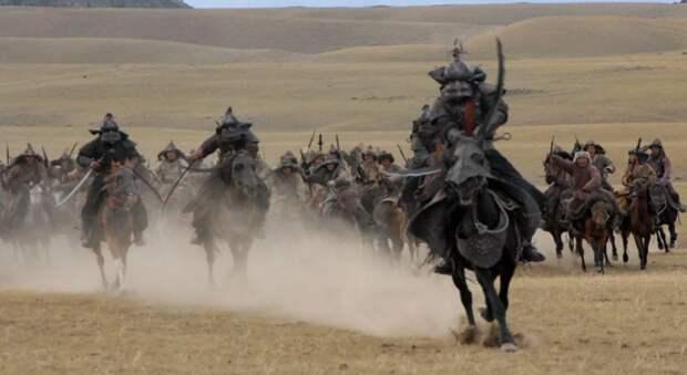 Татаро-монгольская армия была сформирована и оплачена Римом и генуэзцами.