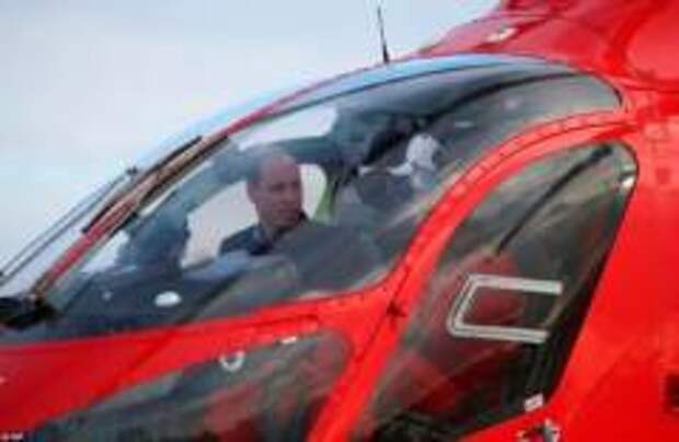 Принц Уильям хочет вернуться в авиацию, чтобы бороться с коронавирусом