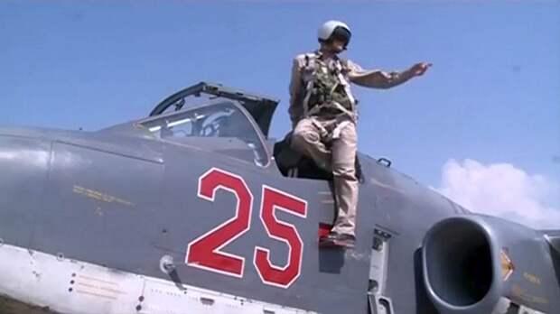 Россия в Сирии: вид сверху – Власть – Коммерсантъ