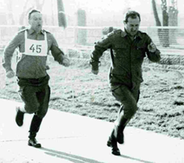 Фото Фонда патриотического воспитания молодежи им. генерала Трошева