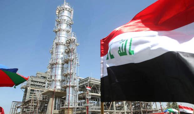 Ирак сокращает добычу нефти вянваре ифеврале 2021
