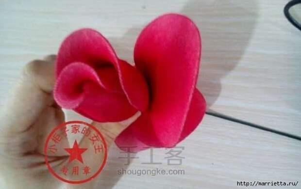 Розы из капрона. Красивые идеи и мастер-класс (78) (591x372, 88Kb)