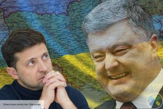 Тимошенко обвинила Порошенко и Зеленского в сдаче Украины