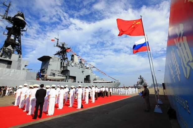 Россия и Китай проведут крупнейшие военные маневры «Восток — 2018»