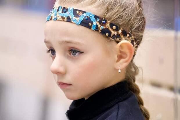 Дочь Татьяны Навки «засудили» на соревнованиях