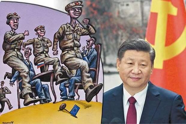 Пекин тихо строит вокруг России «великую китайскую стену»