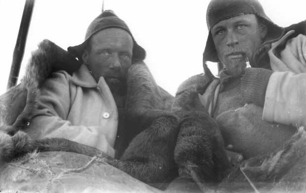 Первая Австралийская антарктическая экспедиция в фотографиях Фрэнка Хёрли 1911-1914 64