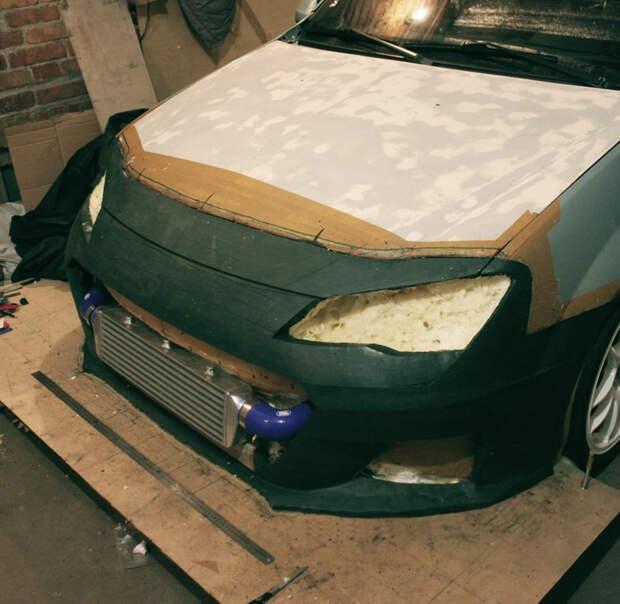 История длиною в 6 лет, или как изменить Renault Logan до неузнаваемости
