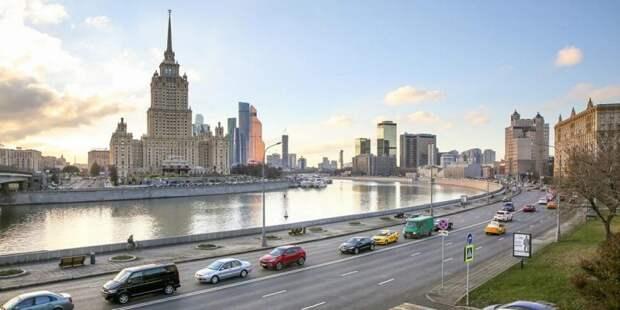 В Москве ограничили передвижение граждан из-за коронавируса/mos.ru