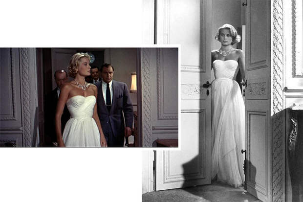 Лучшие белые платья в истории моды