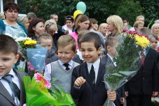 3 сентября в Москве пройдут тожественные линейки