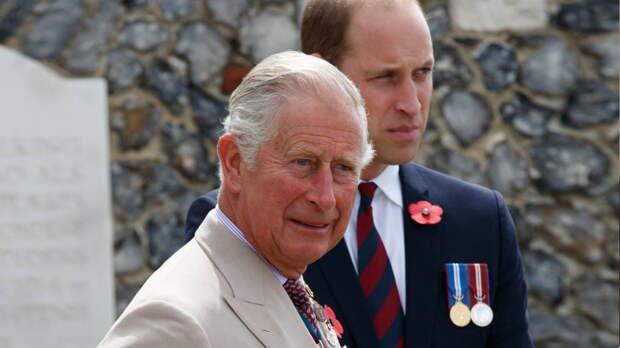 Принц Уильям и Чарльз проведут саммит о будущем королевской семьи