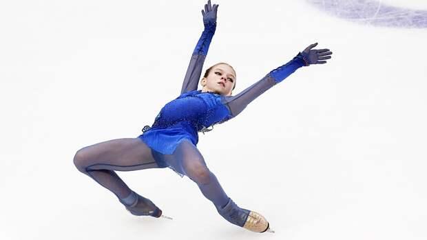 Трусова рассказала, какой прыжок для нее является самым сложным
