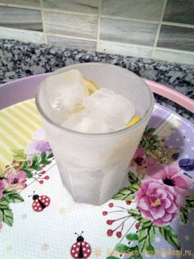 Полезно и вкусно  холодные чаи домашнего приготовления