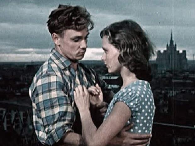 В СССР было место для романтики и любви!