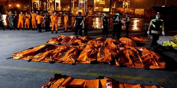 В Индонезии при обрушении шахты погибли четыре человека