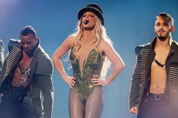 Бритни Спирс оценила своё похудение