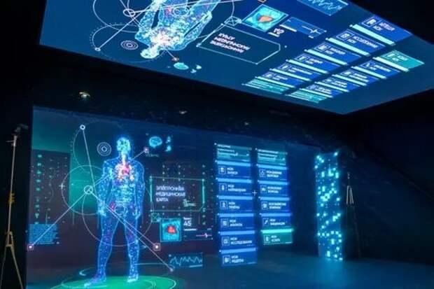 Москва внедряет цифровые технологии в здравоохранении Фото: mos.ru