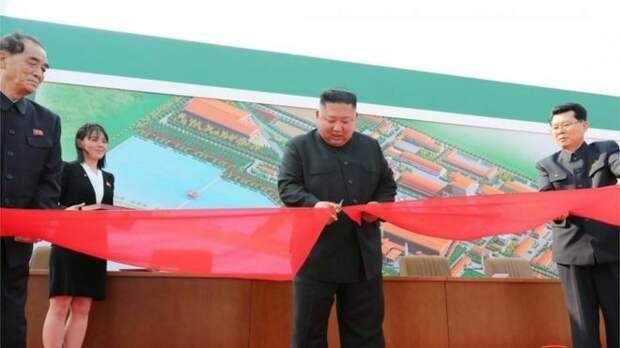 Ким Чен Ын появился на публике спустя 20 дней после заявлений СМИ о его смерти