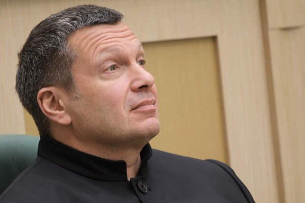 Латвия объявила Владимира Соловьева персоной нон грата