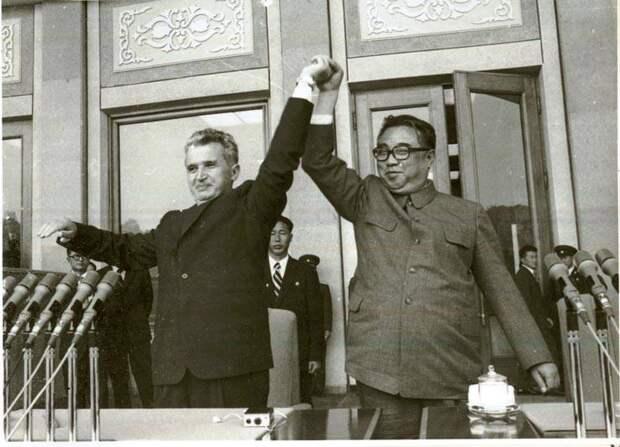 Чаушеску и Пол Пот: враг моего врага – мой друг
