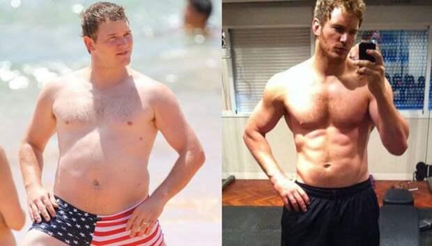 8 актеров до и после того, как их позвали сниматься в фильмах Marvel