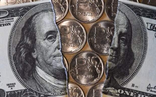 Стремительный отказ РФ от доллара вызвал бурную реакцию среди иностранцев