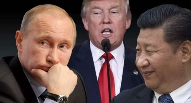 SCMP: Россия, Китай и США  будут строить новый миропорядок после коронавируса