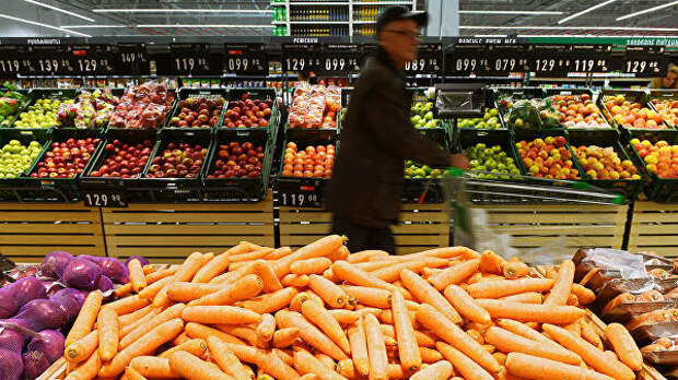 Как всё плохо у хохлов: В Сети сравнили цены на продукты в Саратове и Киеве
