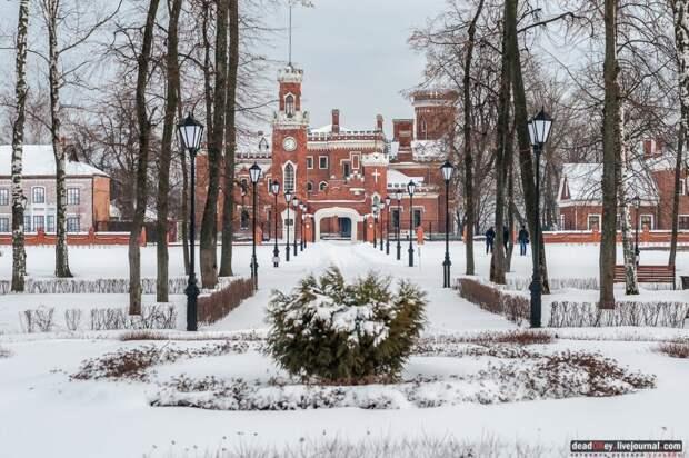 Усадьба Рамонь, Воронежская область
