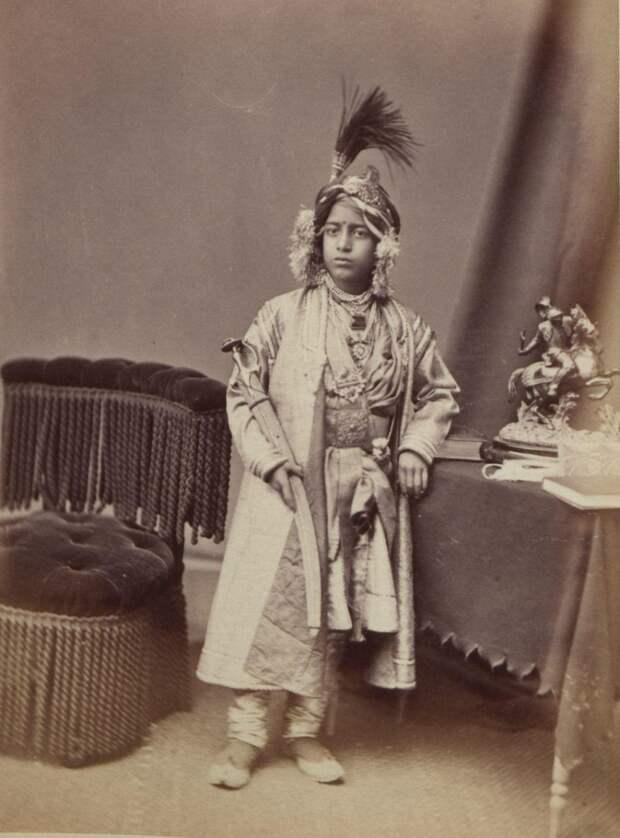 Albom fotografii indiiskih vzgliadov liudei 3