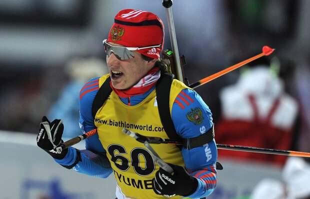 Латыпов на последнем рубеже заставил «застрелиться» Й. Бё и вырвал серебро у норвежцев