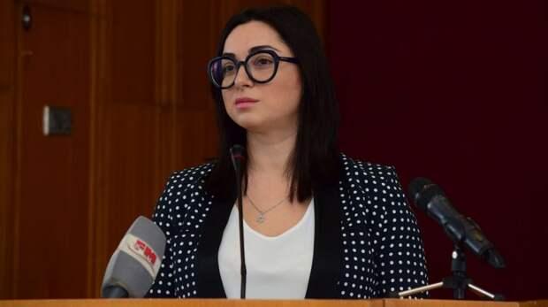 Инна Смаль назначена председателем Госкомрегистра Крыма