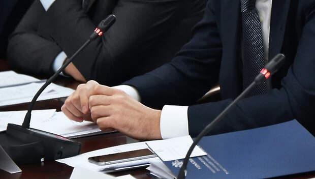 Мособлдума назначила Кузнецова председателем Геральдической комиссии Московской области
