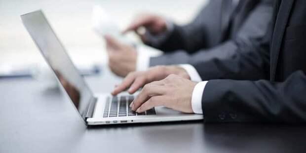 Предприниматели активно пользуются возможностями портала mos.ru