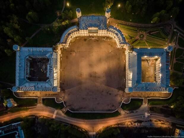 Гатчинский дворец, Ленинградская область