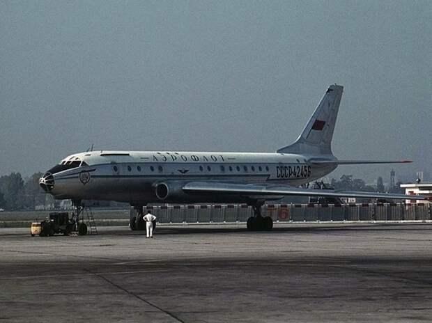 Неизвестные подробности советской авиакатастрофы