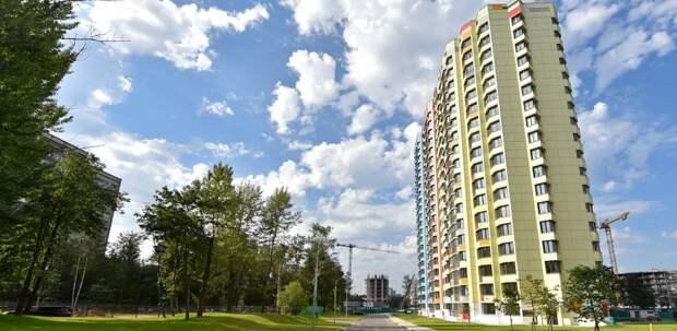 В Москве планируют вдвое увеличить ввод жилья по реновации – Бочкарёв