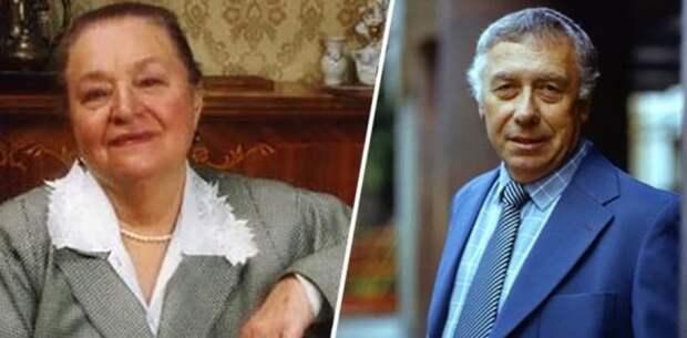 42 года вместе: судьба Анатолия Папанова и его верной соратницы-супруги
