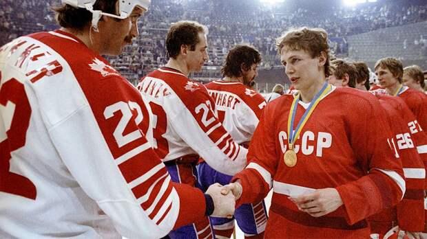 Как в СССР вымогали деньги у хоккеистов. Ларионов после переезда в Америку заплатил государству больше $1 млн
