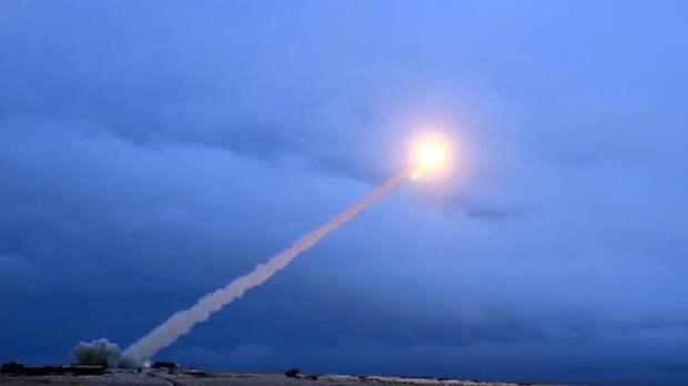Разведка Британии испугалась российской ракеты