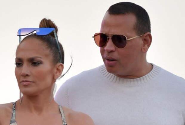 Дженнифер Лопес может отменить свадьбу с Алексом Родригесом