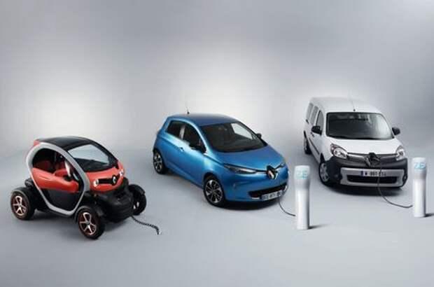 Еще одну модель Renault станут выпускать в России. Возможно — электромобиль