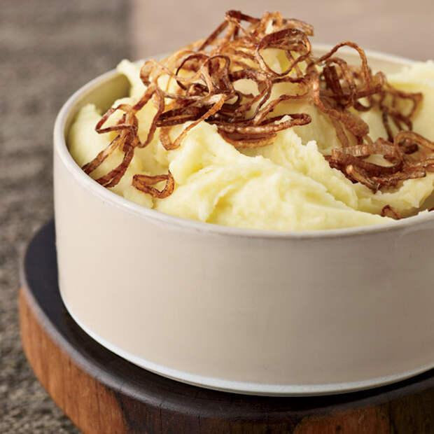 Варим картофельное пюре, а потом из него делаем еще 5 блюд