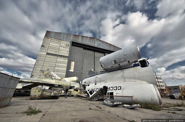 Сибирский научно-исследовательский институт авиации им. С.А. Чаплыгина (СибНИА) (2011)