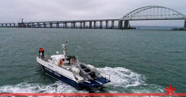 Германия пообещала Украине отправить корабли в Черное море