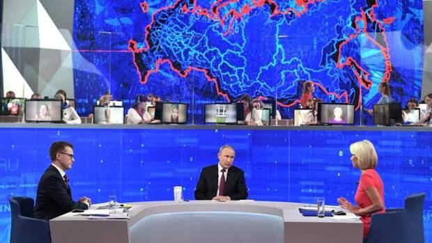 Дмитрий Песков рассказал о новом формате общения Путина с россиянами